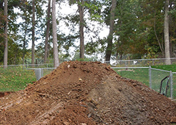Lot Grading Services in Charlottesville, VA
