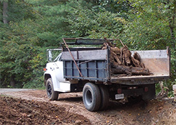 Hauling Services in Charlottesville, Virginia